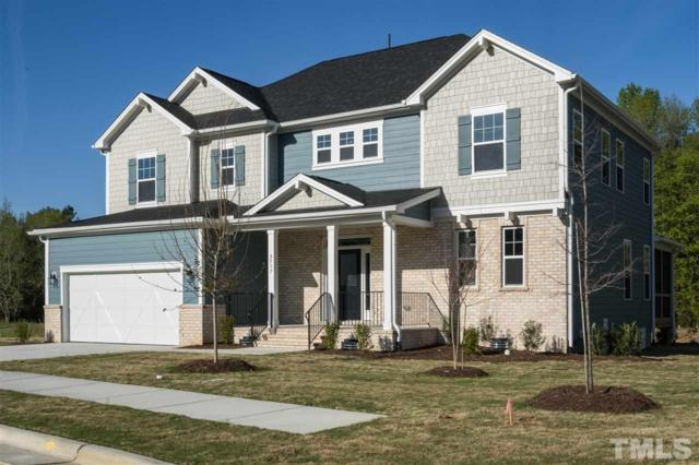 3717 Tammy Court, Apex, NC 27523 (#2155100) :: The Abshure Realty Group