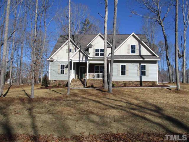 3453 Lilac Lane, Wake Forest, NC 27587 (#2155520) :: Rachel Kendall Team, LLC