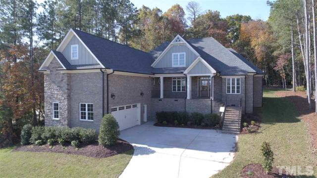 117 Breckenridge Drive, Garner, NC 27520 (#2155867) :: The Abshure Realty Group