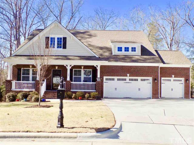 109 Painted Rock Court, Garner, NC 27529 (#2156426) :: Raleigh Cary Realty