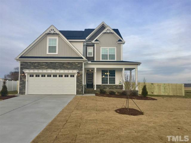 81 Dot Court, Fuquay Varina, NC 27526 (#2156515) :: The Jim Allen Group