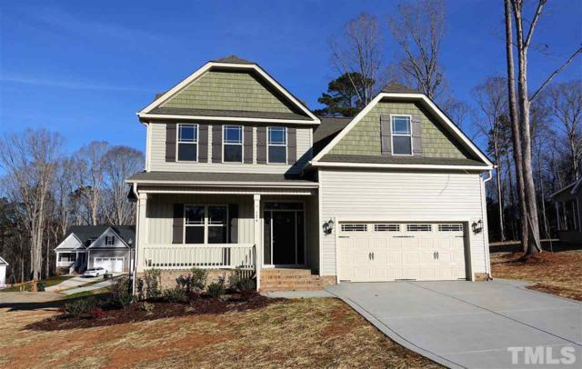 124 W Cultivator Way, Clayton, NC 27520 (#2156727) :: The Jim Allen Group