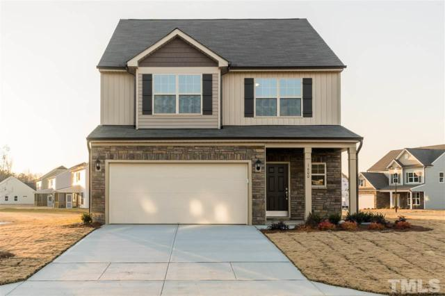 1600 Stone Wealth Drive, Knightdale, NC 27545 (#2157925) :: The Jim Allen Group