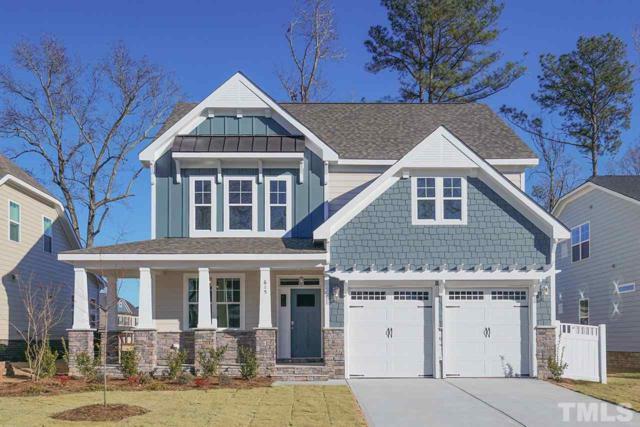 615 Sunland Drive Lot 128, Knightdale, NC 27545 (#2158869) :: Rachel Kendall Team, LLC