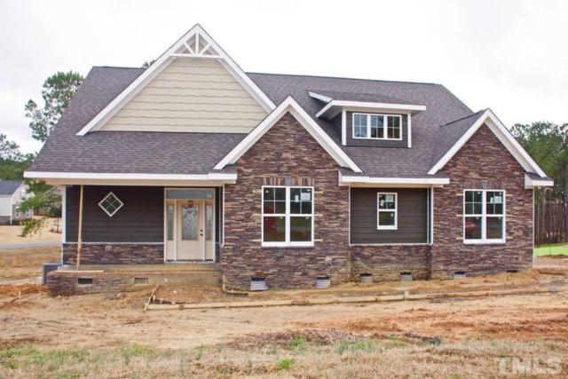 33 Bella Vita Drive, Clayton, NC 27527 (#2160505) :: Raleigh Cary Realty