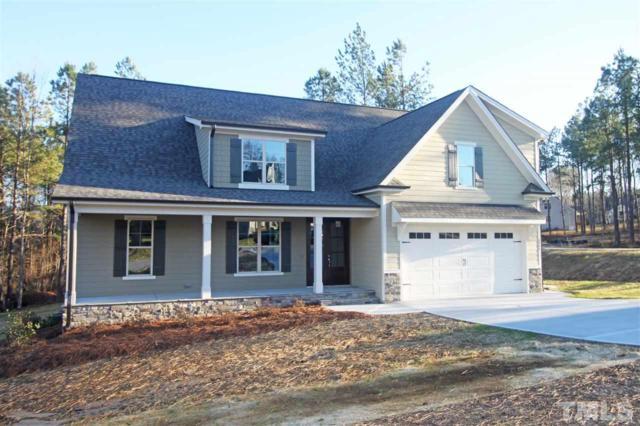 6009 Yankee Street Lot 14, Raleigh, NC 27603 (#2163638) :: Rachel Kendall Team, LLC