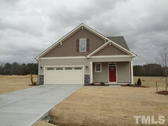 40 South Hall Drive, Youngsville, NC 27596 (#2163696) :: Rachel Kendall Team, LLC