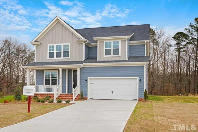 145 Waterpine Drive, Garner, NC 27529 (#2163715) :: The Abshure Realty Group