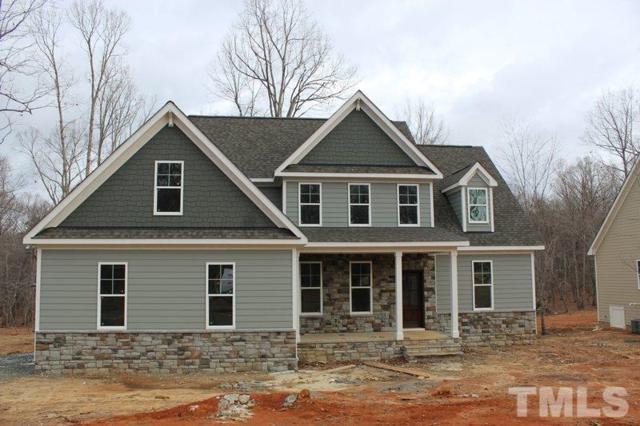 40 Carlson Ridge Drive, Youngsville, NC 27596 (#2163835) :: Rachel Kendall Team, LLC