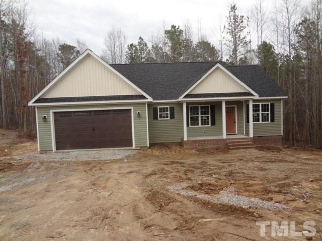 275 North Ridge Drive, Louisburg, NC 27549 (#2165442) :: Rachel Kendall Team, LLC