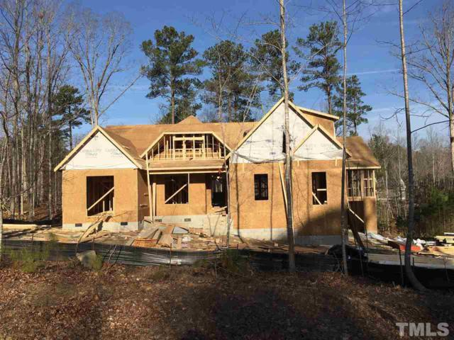 540 Horizon Drive Lot 41, Pittsboro, NC 27312 (#2167158) :: Rachel Kendall Team, LLC