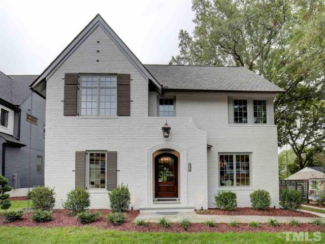 630 Daniels Street, Raleigh, NC 27605 (#2168313) :: The Perry Group