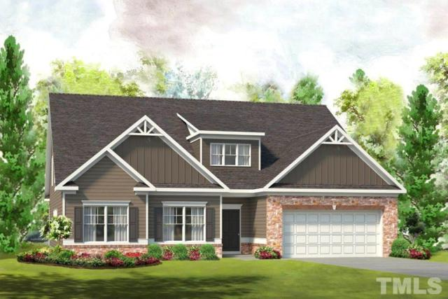 76 Springhill Lane #6, Garner, NC 27529 (#2168632) :: Raleigh Cary Realty