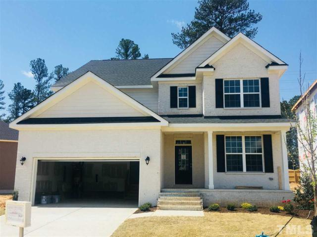 1088 Diamond Dove Lane Lot 8, Apex, NC 27502 (#2169128) :: The Jim Allen Group