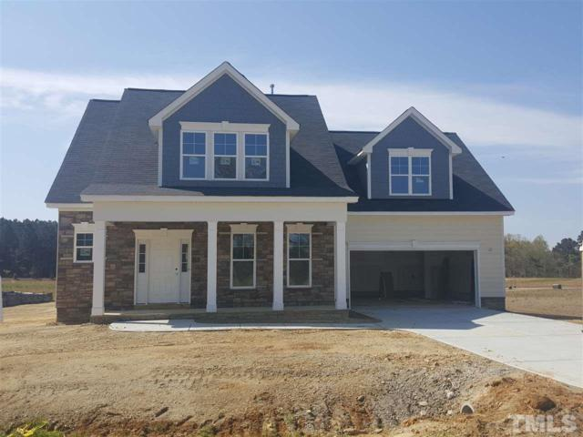 84 Waterpine Drive, Garner, NC 27529 (#2169532) :: The Abshure Realty Group