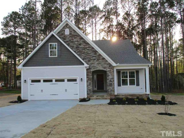 201 Laurel Oaks Drive, Youngsville, NC 27596 (#2169570) :: Raleigh Cary Realty