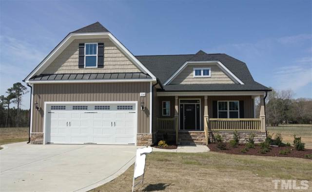 354 Farmall Drive, Smithfield, NC 27577 (#2170338) :: The Jim Allen Group
