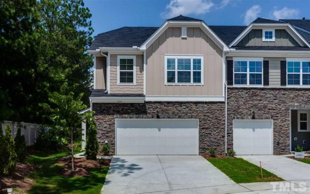820 New Derby Lane #13, Apex, NC 27523 (#2172222) :: The Abshure Realty Group