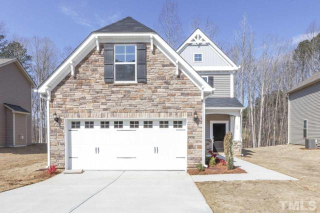 80 Cranes Nest Drive #49, Franklinton, NC 27525 (#2172460) :: The Perry Group