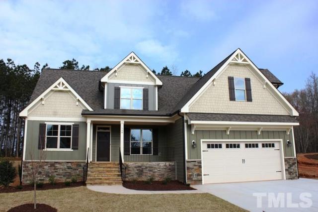 148 Plantation Drive, Youngsville, NC 27596 (#2173394) :: The Jim Allen Group