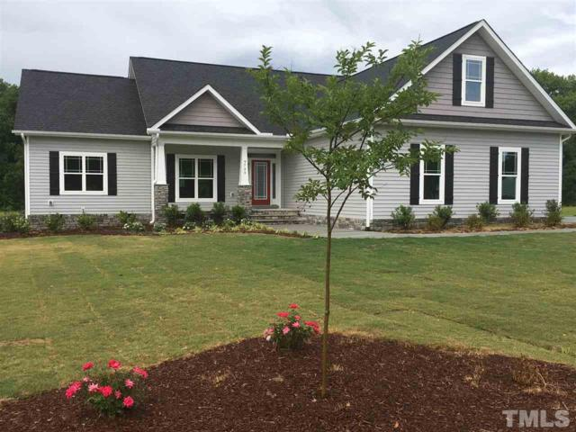 6733 Dwight Rowland Road, Willow Spring(s), NC 27592 (#2173573) :: The Perry Group