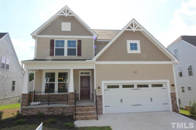 625 Summerwind Plantation Drive, Garner, NC 27529 (#2174076) :: The Abshure Realty Group
