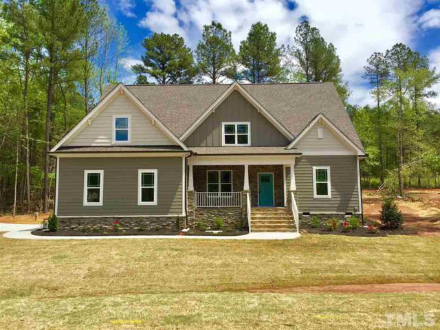 180 Lockamy Lane, Youngsville, NC 27596 (#2174684) :: Rachel Kendall Team