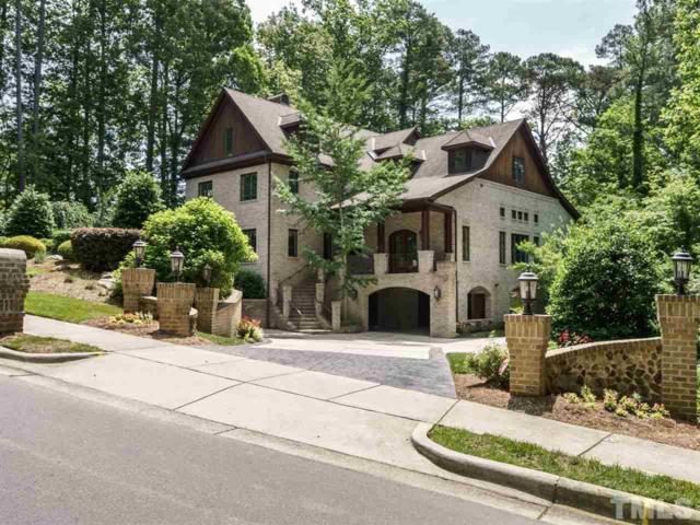 605 Queensferry Road, Cary, NC 27511 (#2175383) :: M&J Realty Group