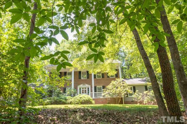 18 Wysteria Way, Chapel Hill, NC 27514 (#2175552) :: M&J Realty Group