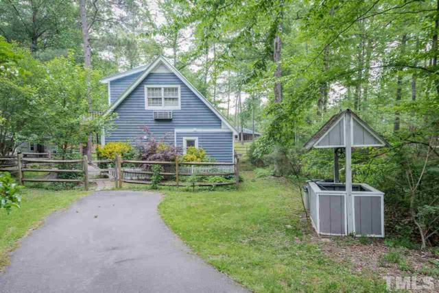 1 Duck Bridge Farm Road, Chapel Hill, NC 27516 (#2175650) :: The Perry Group