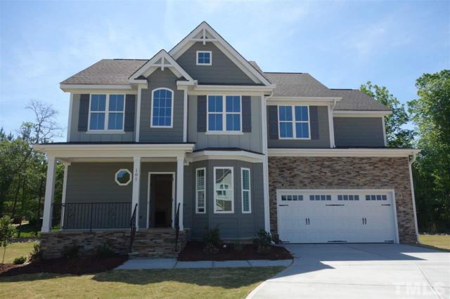 101 Lea Cove Court Site 10, Holly Springs, NC 27540 (#2176064) :: The Jim Allen Group