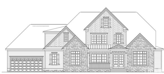 6009 Bedfordshire Drive, Raleigh, NC 27606 (#2176343) :: The Perry Group