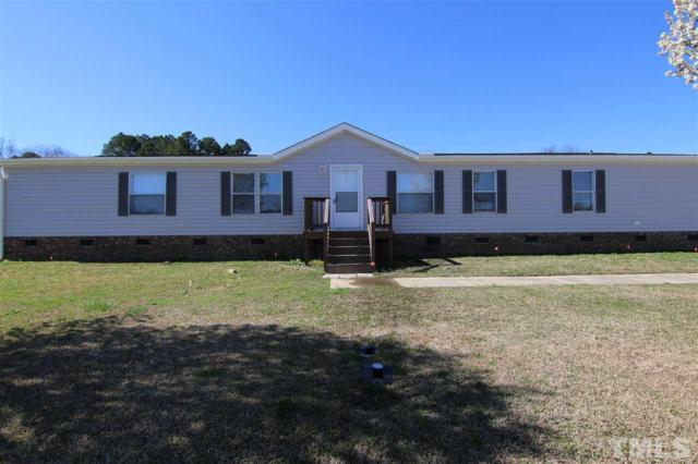 41 Hearth Lane, Smithfield, NC 27577 (#2176695) :: Rachel Kendall Team, LLC