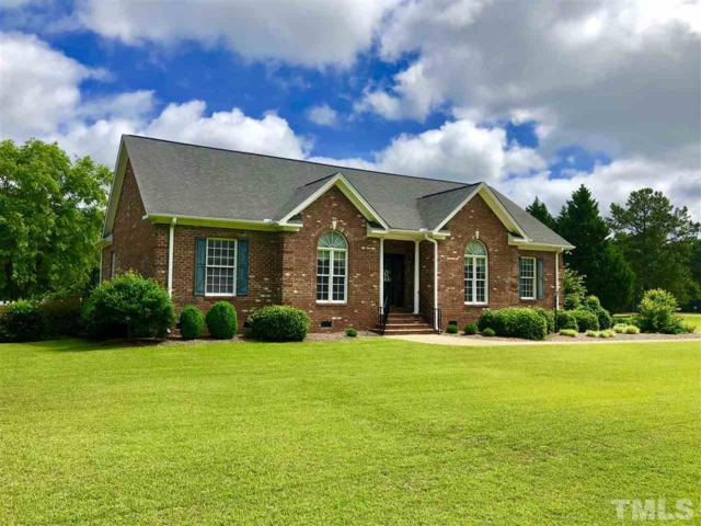 6516 Whitted Road, Fuquay Varina, NC 27526 (#2176956) :: The Abshure Realty Group