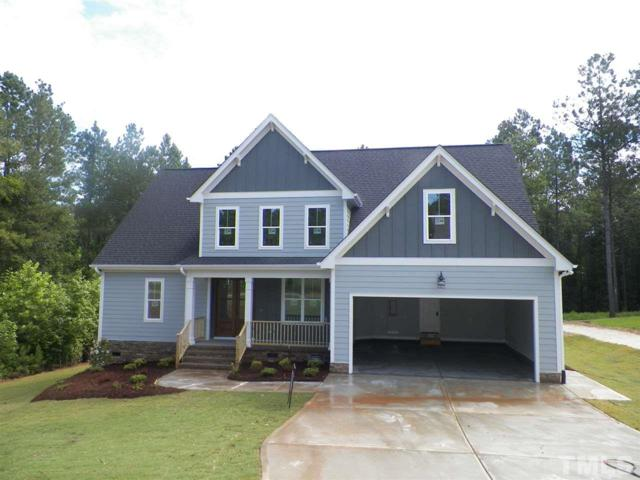 1501 Hoke Landing Lane Lot 18, Raleigh, NC 27603 (#2177136) :: The Perry Group