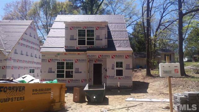 455 Conover Street, Fuquay Varina, NC 27526 (#2177335) :: Rachel Kendall Team, LLC