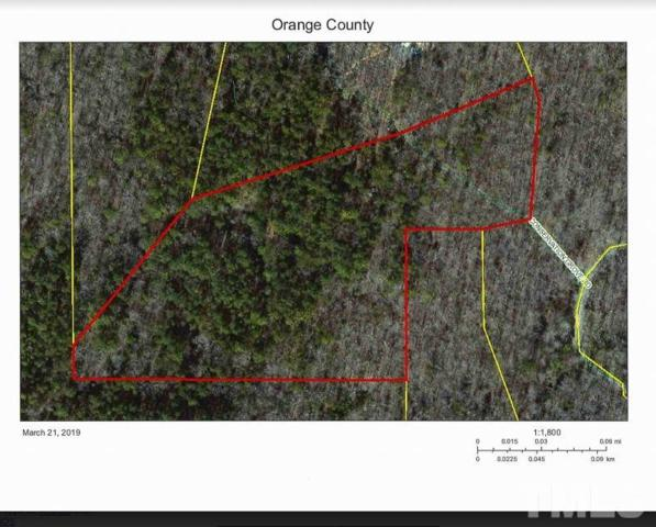 Conservation Grove Road, Chapel Hill, NC 27516 (#2178056) :: The Perry Group