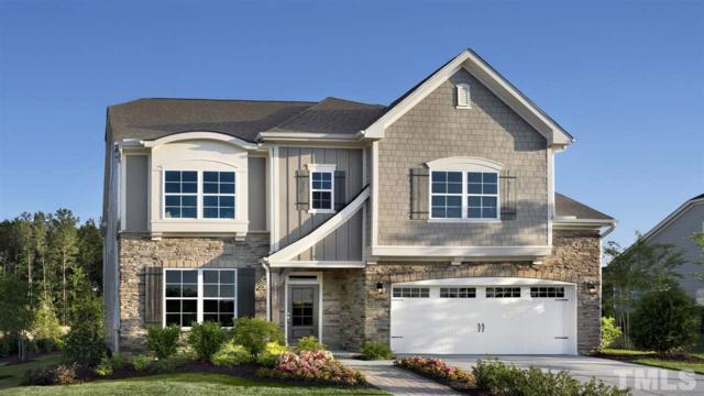 1910 Woodall Crest Drive #15, Apex, NC 27502 (#2178409) :: The Perry Group