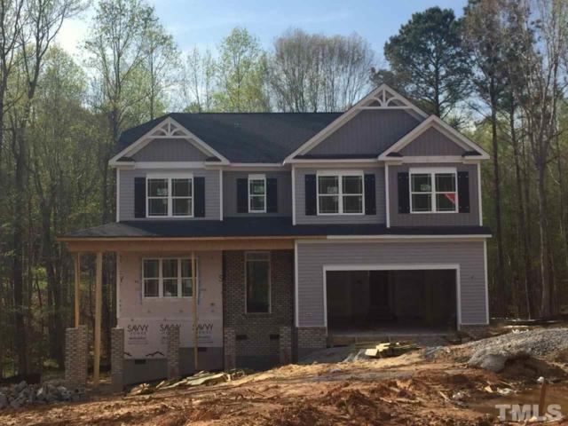 103 E Tauchers Path #24, Clayton, NC 27527 (#2179265) :: The Abshure Realty Group