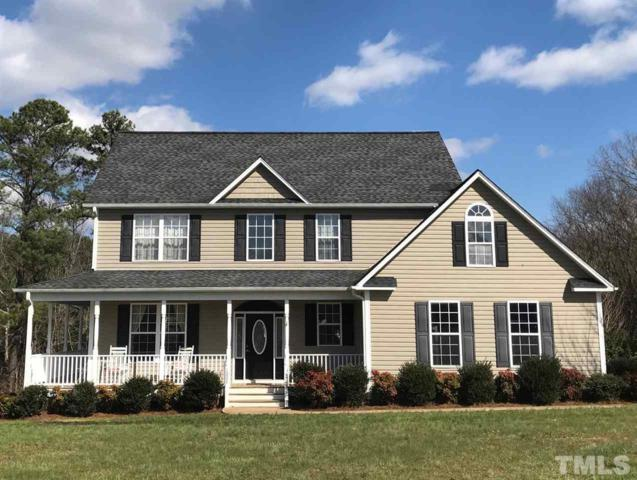 1002 Map Ridge Drive, Chapel Hill, NC 27516 (#2180119) :: The Perry Group