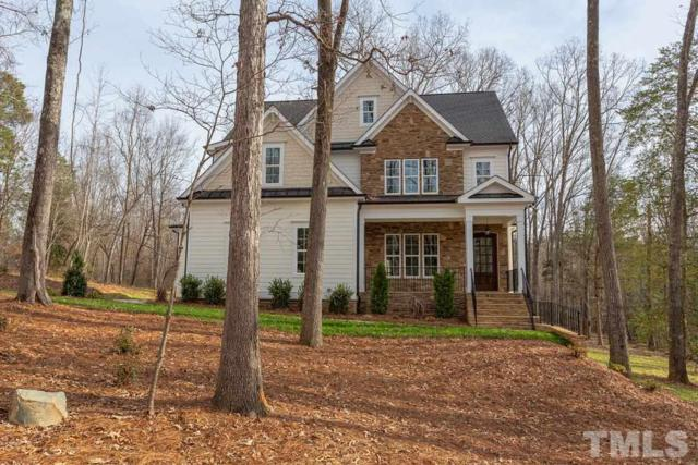 176 Sunset Grove Drive, Pittsboro, NC 27312 (#2180673) :: The Perry Group