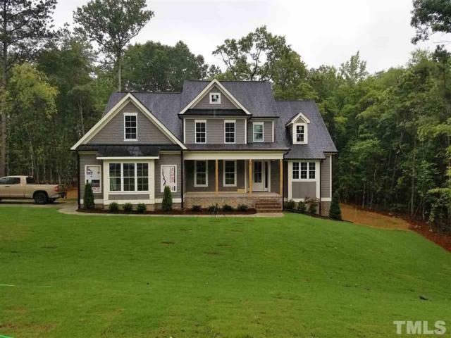 48 Arbor Lane, Pittsboro, NC 27312 (#2180933) :: Marti Hampton Team - Re/Max One Realty