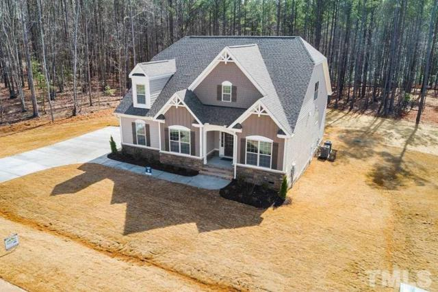 109 Old Ballentine Way, Holly Springs, NC 27540 (#2183149) :: Raleigh Cary Realty