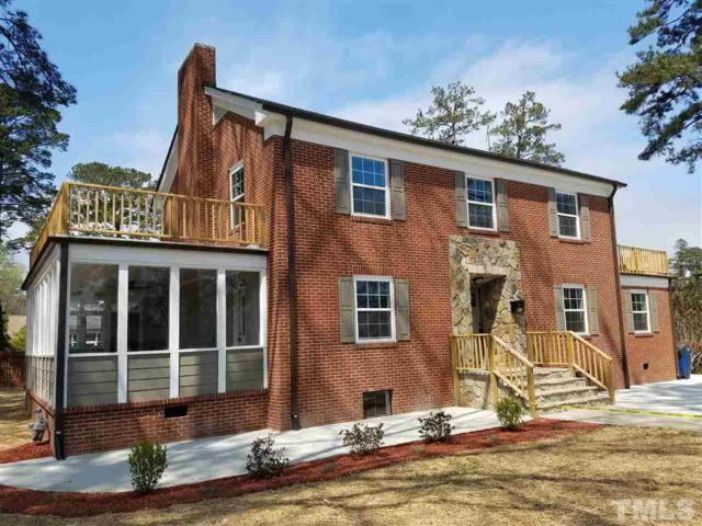 816 S Second Street, Smithfield, NC 27577 (#2183400) :: Raleigh Cary Realty
