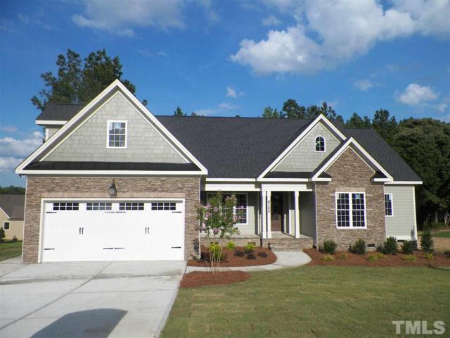 6105 Spring Branch Lane Lot 34, Raleigh, NC 27603 (#2184385) :: Rachel Kendall Team