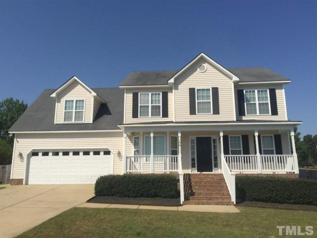 134 Snowberry Lane, Smithfield, NC 27577 (#2184856) :: Rachel Kendall Team, LLC