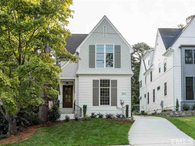 210 1/2 Taylor Street, Raleigh, NC 27607 (#2185450) :: Marti Hampton Team - Re/Max One Realty