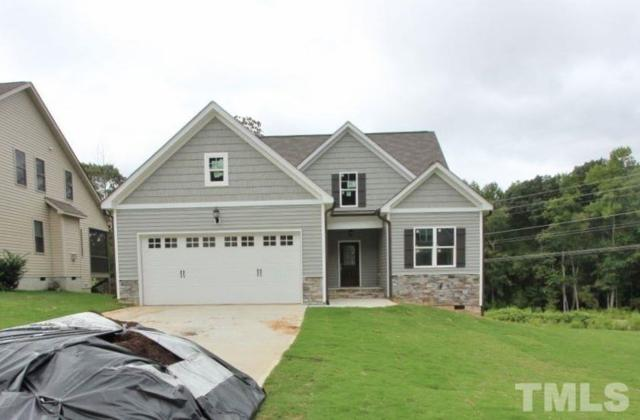 704 Richland Ridge Drive, Wake Forest, NC 27587 (#2185706) :: The Jim Allen Group