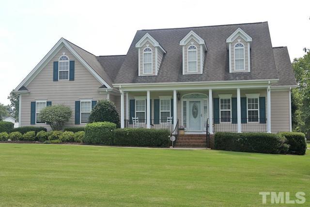 5313 Woodbrek Drive, Garner, NC 27529 (#2185710) :: The Perry Group
