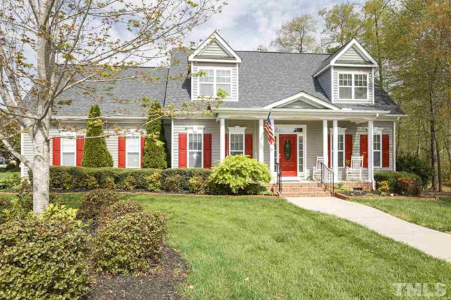 1007 E Ivy Valley Drive, Fuquay Varina, NC 27526 (#2185912) :: The Jim Allen Group